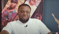 Jeneral Ntatia is a Ghanaian actor cum comedian