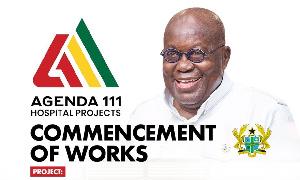 Agenda 111 Akufo Addo Sod Curring