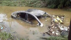 Flood Mangled Toyota 23