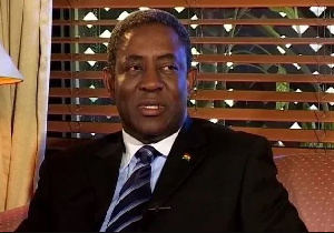 Isaac Osei resigned last week