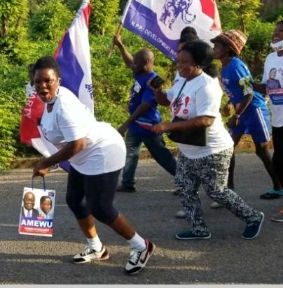 Retail campaign serving us well - Asokwa NPP Secretary