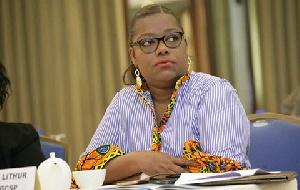 Nana Oye Bampoe Addo is a former minister of Gender and Children