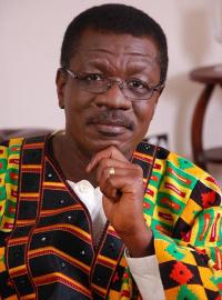 Founder of the International Central Gospel Church, Pastor Mensa Otabil