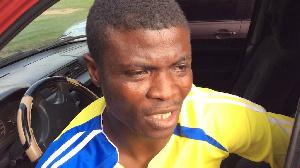 Dan Quaye is a former Accra Hearts of Oak