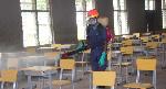 Zoomlion readies senior high schools in Upper East Region for reopening