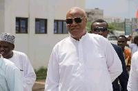 Prof. Joshua Alabi, Flagbearer hopeful of NDC