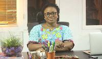 Charlotte Osei, Electoral Commissioner