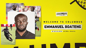 Emmanuel Boateng US