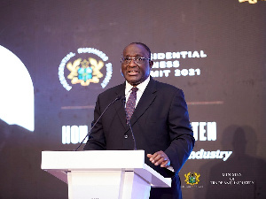 Alan Kyerematen, Minister for Trade and Industry