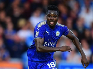 Daniel Amartey until his injury was a regular starter for Leicester City