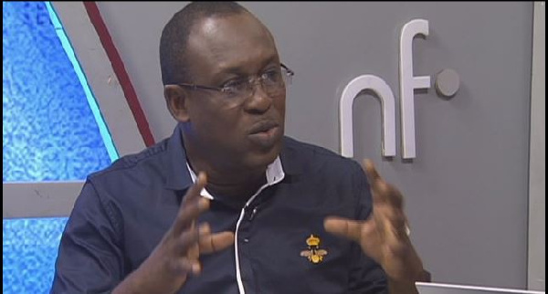 Kofi Bentil, Vice President of Imani Ghana and private legal practitioner