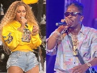 Dancehall artiste, Shatta Wale is among few African artiste who featured on the 'Lion King' album