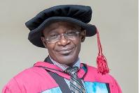 Vice Chancellor of the KNUST, Professor Obiri Danso