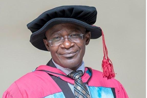 Prof. Kwasi Obiri Danso, KNUST Vice Chancellor