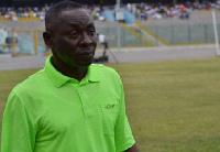 Asante Kotoko head coach David Duncan