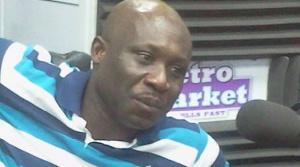 Black Stars management committee chairman George Afriyie