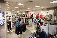 One of the fashion outlets