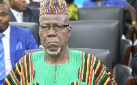 Mr Rockson Ayine Bukari, Upper East Regional Minister