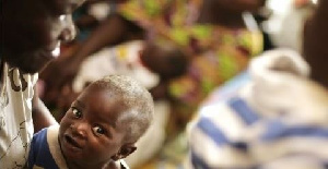The Hunger Project is in partnership with the Ghana Health Service (GHS)