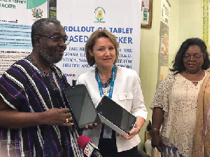 UNICEF Ghana Health Service Tablets