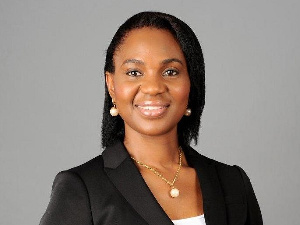 Standard Chartered Bank Ghana Limited new Head of Retail Banking, Ebehijie Momoh