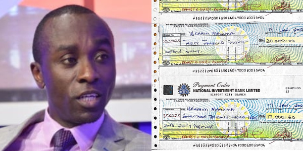Ibrahim Mahama 'mercilessly' withdraws last 0.60p in Owusu Bempah's account; Momo targeted
