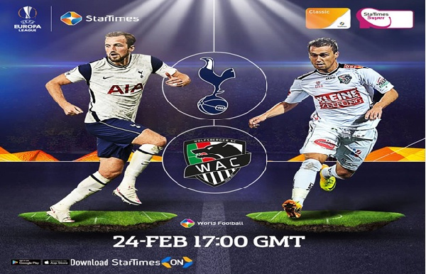 Spurs looking for salvation in Europa League