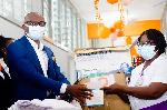 Fidelity Bank undertakes CSR activity at the Korle Bu Hospital