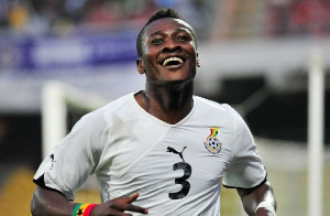 Gyan is currently Africa's highest scorer at the FIFA World Cup