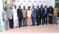 Some members of GLOTA Governing Council and functional committees