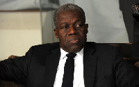 Former Vice President Amissah Arthur