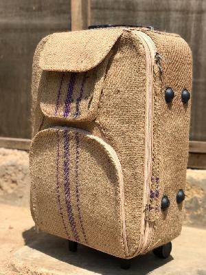 Cocoa sack bag