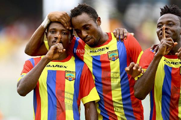 Hearts travekls to Berekum to meet Chelsea