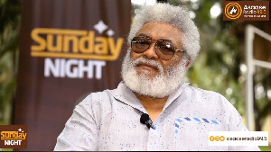 Flt. Lt. Jerry John Rawlings