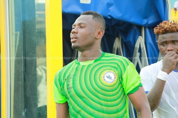 Ibrahim Danlad talks about preparations before a Hearts of Oak match