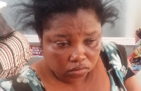 Martha Osei the alleged cocaine baroness
