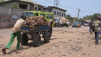 Kayaye operators in the Eastern Region say the drug helps them to work without feeling body pains