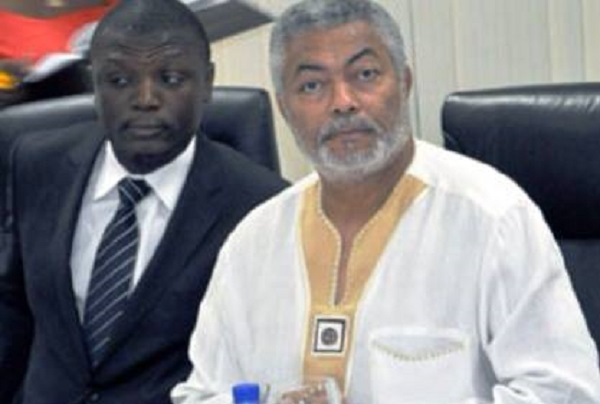 Transcript: Kofi Adams' tribute to JJ Rawlings in Parliament