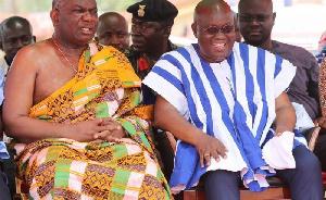 Boakye Agyarko And Nana Addo