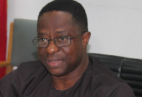 Lands and Natural Resources Minister, Peter Amewu