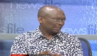 Abdul Malik Kweku Baako, Managing Editor of the Crusading Guide newspaper