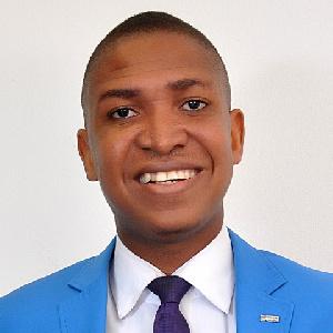 Counselor Frank Edem Adofoli