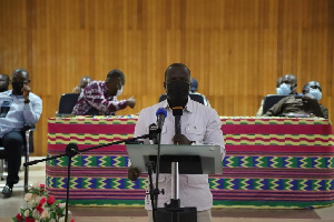 Minister for Lands and Natural Resources  Samuel A. Jinapor