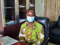 Dr Michael Rockson Adjei, Deputy Director in Charge of Public Health