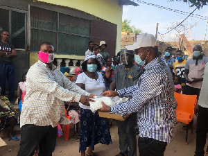 NPP parliamentary candidate for Bortianor Ngleshie Amanfro Constituency,