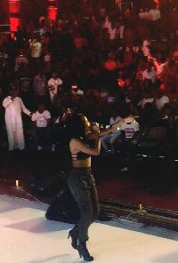 Eazzy at Ghana Rocks Concert