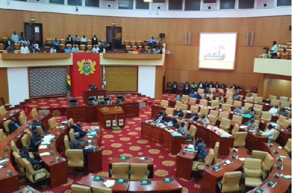 Parliament approves GHC1.6m tax waiver for earthquake devices