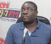 National Youth Organizer of the NPP, Sammy Awuku