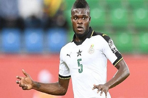 Thomas Partey is likely to captain Ghana against Kenya