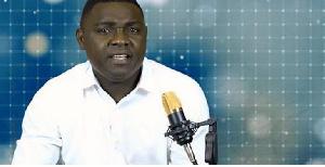 Social Media Commentator, Kelvin Taylor